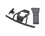 RPM Losi Baja Rey Front Bumper & Skid Plate (Ford Raptor Bodies)