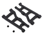 RPM Arrma 4x4 Front Suspension Arm Set (Black)