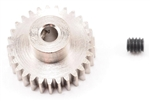 Robinson Racing Steel 48P Pinion Gear (1/8th Bore) (29T)