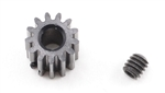 "Robinson Racing ""Aluminum Pro"" 48P Pinion Gear (1/8th Bore) (13T)"