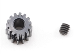 "Robinson Racing ""Aluminum Pro"" 48P Pinion Gear (1/8th Bore) (14T)"
