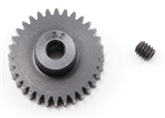 "Robinson Racing ""Aluminum Pro"" 48P Pinion Gear (1/8th Bore) (32T)"