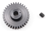 "Robinson Racing ""Aluminum Pro"" 48P Pinion Gear (1/8th Bore) (33T)"