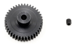 "Robinson Racing ""Aluminum Pro"" 48P Pinion Gear (1/8th Bore) (39T)"