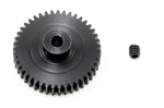 "Robinson Racing ""Aluminum Pro"" 48P Pinion Gear (1/8th Bore) (43T)"