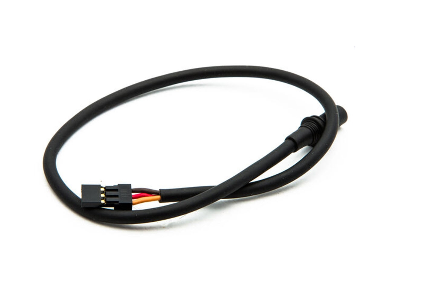 SPMSP3027 Spektrum Locking Insulated Cable 12""
