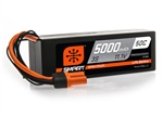 Spektrum RC 3S 5000mAh 3S 50C Smart LiPo Battery, Hardcase, IC3 (11.1V/5000mAh)