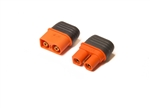 Spektrum RC IC3 Device & Battery Connector Set (1 Male & 1 Female)