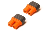 Spektrum RC IC3 Battery Connector (2) (Female)