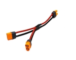 "Spektrum RC IC3 6"" Battery Parallel Y-Harness Connector"