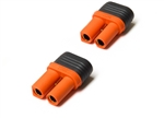 Spektrum RC IC5 Battery Connector (2) (Female)