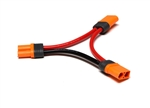 "Spektrum RC IC5 Battery Series Harness (4""/100mm)"