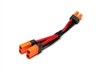 "Spektrum RC IC5 6"" Battery Parallel Y-Harness Connector"