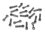 Tekno RC Rod End Set turnbuckles sway bar steering: EB410.2