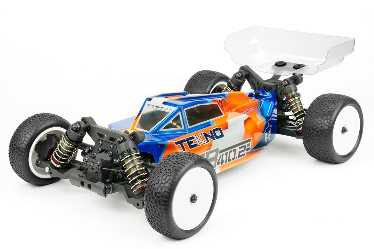 Tekno RC EB410.2 1/10th 4WD Competition Electric Buggy Kit