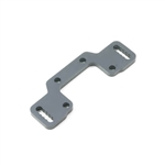 Tekno RC Rear Camber Link Plate (aluminum, EB410.2)