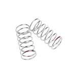 Tekno RC Shock Spring Set (front, 1.3x7.75, 3.85lb/in, 45mm, red)