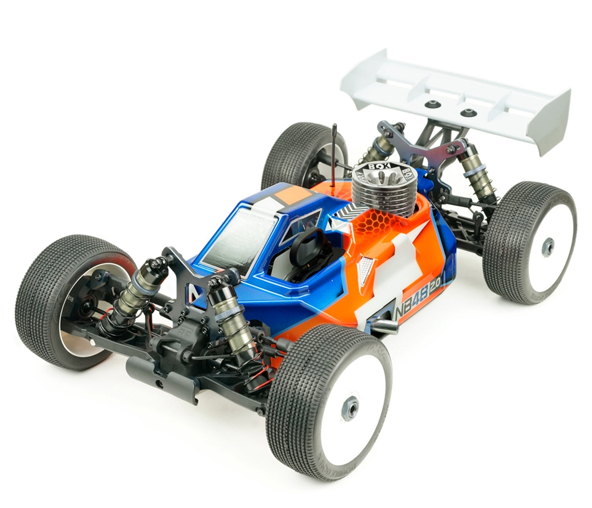 Tekno RC NB48 2.0 1/8 Competition Off-Road Nitro Buggy Kit