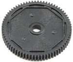 TLR232075 Team Losi Racing 72T Spur Gear, SHDS, 48P