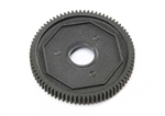 Team Losi Racing 78T Spur Gear Slipper: 22X-4