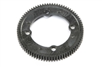 Team Losi Racing 81T Spur Gear Center Diff: 22X-4