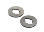 TLR241045 Team Losi Racing Brake Rotor (2) 8IGHT-X