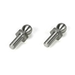 TLR6031 Titanium Ball Stud 4.8 x 8mm 2