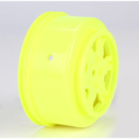TLR7004 Wheel Yellow 2 22SCT
