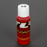 TLR74000 Silicone Shock Oil 15wt 2oz