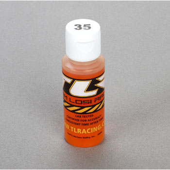 TLR74008 Silicone Shock Oil 35 Wt 2oz