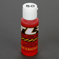 TLR74013 Silicone Shock Oil 50 Wt 2oz