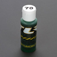TLR74015 Silicone Shock Oil 70 Wt 2oz