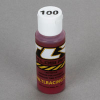TLR74018 Silicone Shock Oil 100 Wt 2oz