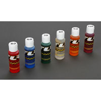 TLR74021 Shock Oil 6Pk Shock Oil 6Pk 5060708090100 2oz