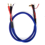 "Tuning Haus Pro 10AWG Charge Lead Set 4/5mm, 36"" Long"