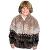 Moose Crossing Youth Fleece Jacket