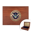 Keepsake Box w/ Medallion (DHS)