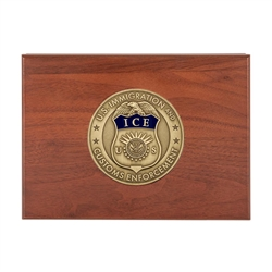 Keepsake Box w/ Medallion (ICE)