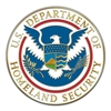 DHS Seal Lapel Pin (Gold)