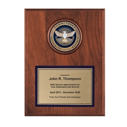 Medallion Plaque (TSA)