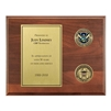 Retirement Coins Plaque (CBP)