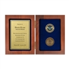 Personalized Book Box w/ Coins (USCIS)