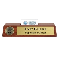 Nameplate / Business Card Holder (CBP)