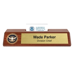 Nameplate/Business Card Holder (TSA)