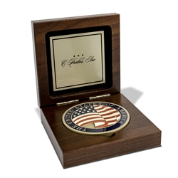 Medallion Presentation / Display Box