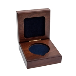 Presentation/Display Box For Challenge Coin