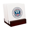 CBP Custom Stone Coaster Gift Set