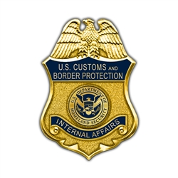 CBP Badge Lapel Pin – Internal Affairs