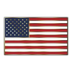 U.S Flag Lapel Pin