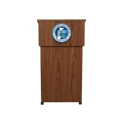 Molded Podium/Wall Sign CISA Logo (12 in.)